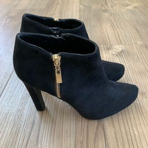 Marc Fisher Suede Booties